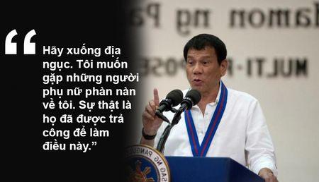 11 phat ngon 'cho bua' gay soc cua Tong thong Philippines - Anh 9