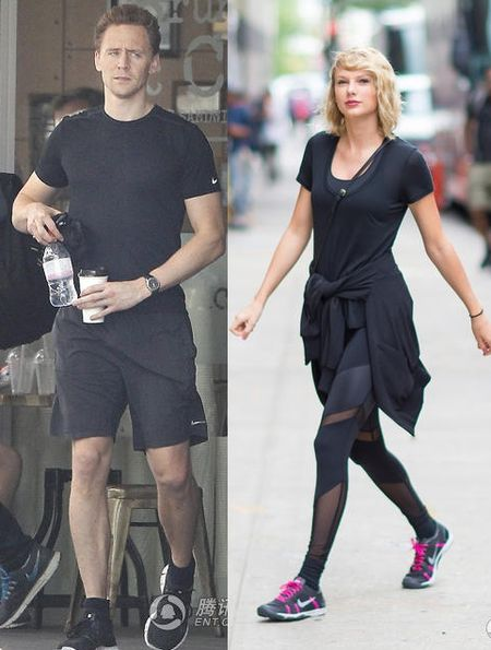 Taylor Swift vui ve ra mat sau chia tay ban trai - Anh 2