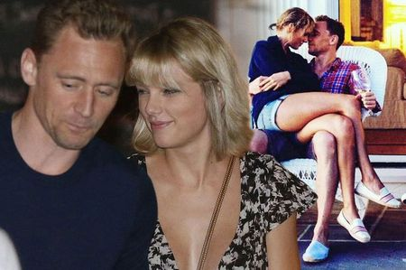 Taylor Swift vui ve ra mat sau chia tay ban trai - Anh 7