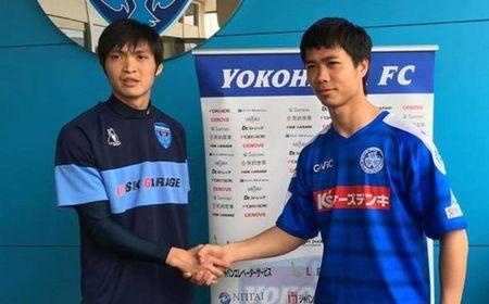 Cong Phuong va Tuan Anh tro lai thi dau tai V.League 2017 - Anh 1