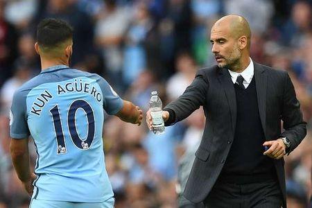Voi Pep Guardiola, Man City van song khoe khi vang Sergio Aguero? - Anh 1