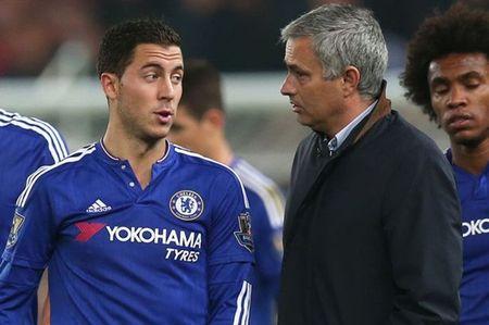 Hazard lay long Conte, 'da deu' Mourinho - Anh 1