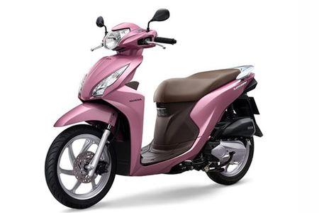 Honda Viet Nam ra mat Vision 2016 gia 30 trieu dong - Anh 9