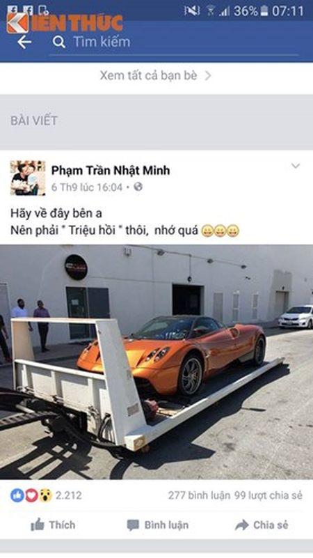 """Minh Nhua """"tau tan"""" BMW i8, don duong don sieu xe 78 ty - Anh 7"""