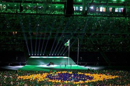 Anh an tuong cua doan TTVN tai khai mac Paralympic Rio 2016 - Anh 1