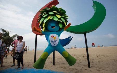 Anh an tuong cua doan TTVN tai khai mac Paralympic Rio 2016 - Anh 6