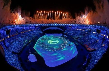 Anh an tuong cua doan TTVN tai khai mac Paralympic Rio 2016 - Anh 7