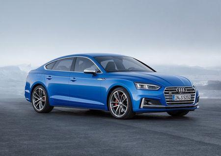 "Audi ""trinh lang"" coupe 5 cua A5 Sportback gia 950 trieu - Anh 10"