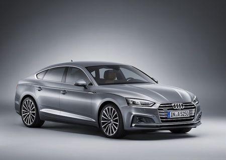 "Audi ""trinh lang"" coupe 5 cua A5 Sportback gia 950 trieu - Anh 1"