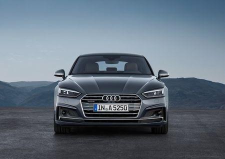 "Audi ""trinh lang"" coupe 5 cua A5 Sportback gia 950 trieu - Anh 2"