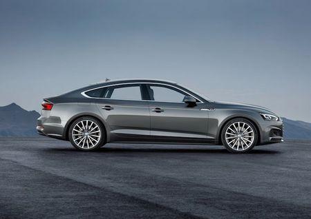 "Audi ""trinh lang"" coupe 5 cua A5 Sportback gia 950 trieu - Anh 3"