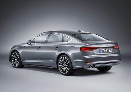 "Audi ""trinh lang"" coupe 5 cua A5 Sportback gia 950 trieu - Anh 4"