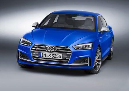 "Audi ""trinh lang"" coupe 5 cua A5 Sportback gia 950 trieu - Anh 9"