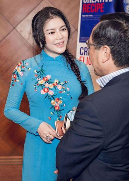 Ly Nha Ky vinh du duoc gap Tong thong Phap - Anh 5