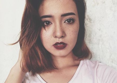 Nu sinh Y duoc Thai Nguyen xinh dep tua gai lai Tay - Anh 1