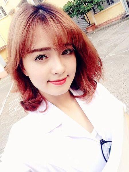 Nu sinh Y duoc Thai Nguyen xinh dep tua gai lai Tay - Anh 6