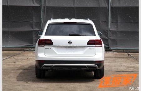 "SUV co lon Volkswagen Teramont - ""Audi Q7 cho nha ngheo"" - Anh 3"