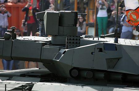 Nga mua 100 sieu tang T-14 Armata, NATO hoang hon - Anh 4