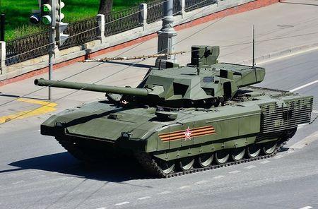 Nga mua 100 sieu tang T-14 Armata, NATO hoang hon - Anh 6