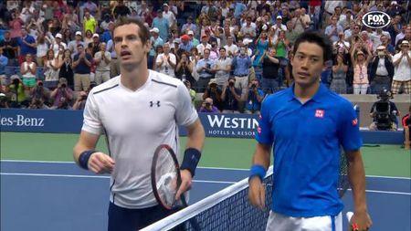 Lan thu hai ha Murray, Nishikori vao ban ket My mo rong - Anh 1
