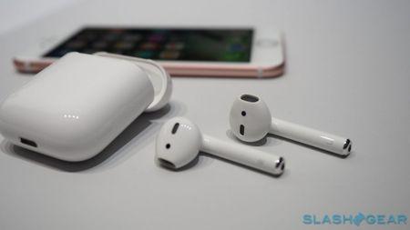 Gia ban tai nghe khong day AirPods va dong ho Apple Watch - Anh 1