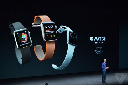Gia ban tai nghe khong day AirPods va dong ho Apple Watch - Anh 2