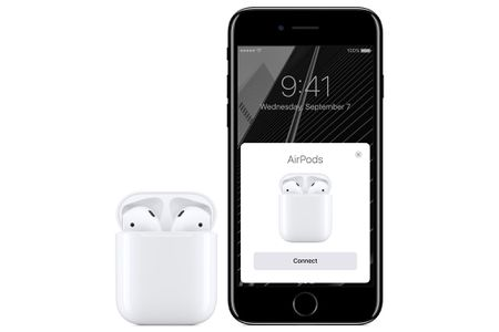 Apple AirPods: tai nghe khong day, chip W1, pin tu 5 den 24 tieng, gia 159 USD - Anh 4