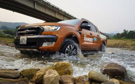 Ford Viet Nam thiet lap ky luc doanh so thang 8 cao nhat, doanh so tu dau nam tang 57% - Anh 1