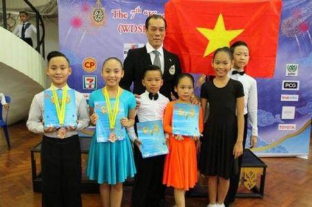Cap doi tai nang Gia Linh, Gia Bao gat hai thanh cong khi tham gia Cup Nha vua tai Thai Lan - Anh 3