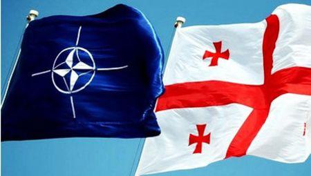 Gruzia chuan bi gia nhap NATO - Anh 1
