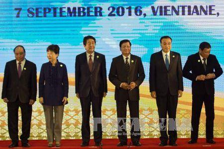 ASEAN+3 cam ket thuc day hop tac phat trien ben vung - Anh 1
