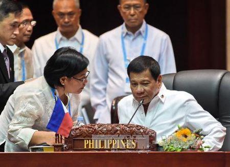 """My tran trong quan he voi Philippines, khong """"giang"""" hau qua voi ong Duterte - Anh 1"""