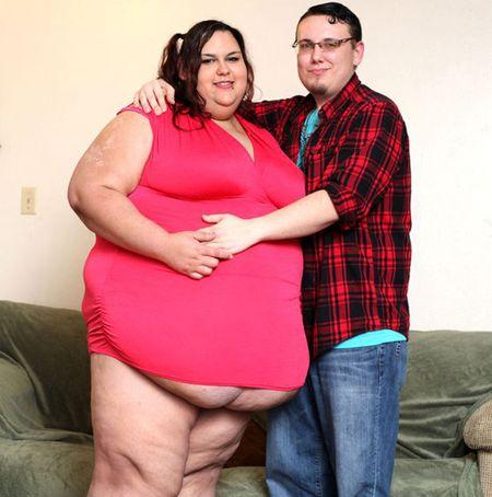 Co gai duoc ban trai vo beo hon 300kg de tro nen… quyen ru hon - Anh 5