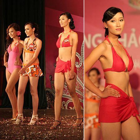 Vietnam's Next Top Model: 4 nguoi dep nay deu om mong ca hoa hau lan nguoi mau - Anh 2