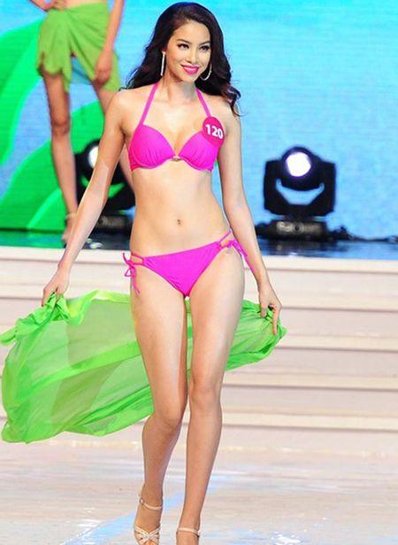 Vietnam's Next Top Model: 4 nguoi dep nay deu om mong ca hoa hau lan nguoi mau - Anh 5