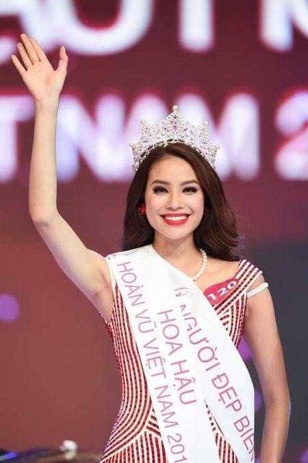 Vietnam's Next Top Model: 4 nguoi dep nay deu om mong ca hoa hau lan nguoi mau - Anh 6