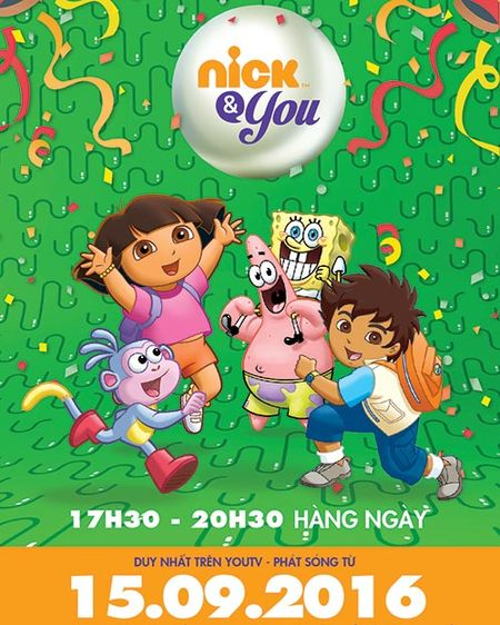 Sao hoat hinh noi tieng the gioi Nick & You mang Trung thu den tre em VN - Anh 4