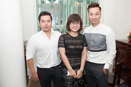 MC Thanh Trung banh bao, lich lam trong tiec tri an - Anh 3