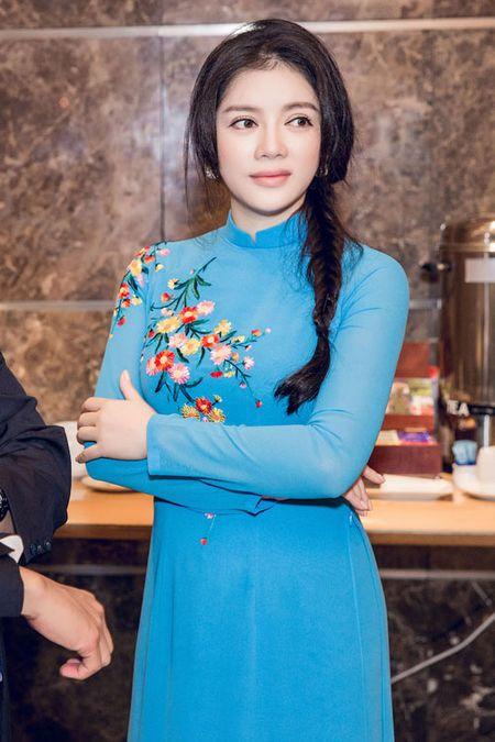 Ly Nha Ky dep nen na gap go Tong thong Phap tai TP.HCM - Anh 1