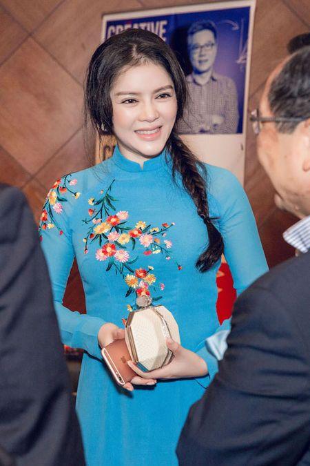 Ly Nha Ky dep nen na gap go Tong thong Phap tai TP.HCM - Anh 5