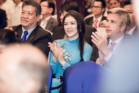 Ly Nha Ky dep nen na gap go Tong thong Phap tai TP.HCM - Anh 6