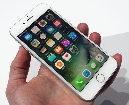 iPhone 7 trinh lang, len ke tu 16/9, gia khoi diem 649 USD - Anh 1