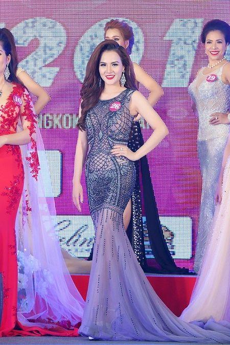 Ngoc Cham tro thanh A hau 1 Hoa hau doanh nhan The gioi nguoi Viet 2016 - Anh 3