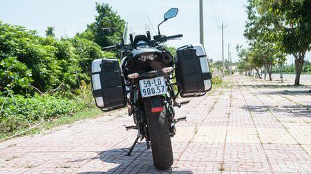 """Kawasaki Versys 650 ABS - """"Pho cap"""" sport-touring - Anh 3"""