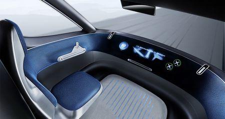 Mercedes-Benz Vision Van - tuong lai nganh giao hang - Anh 5