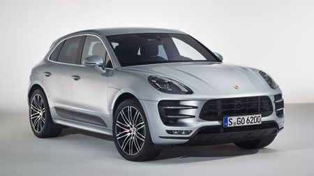 Porsche Macan Turbo them suc manh, gia hon 5,5 ty dong - Anh 1