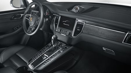 Porsche Macan Turbo them suc manh, gia hon 5,5 ty dong - Anh 6