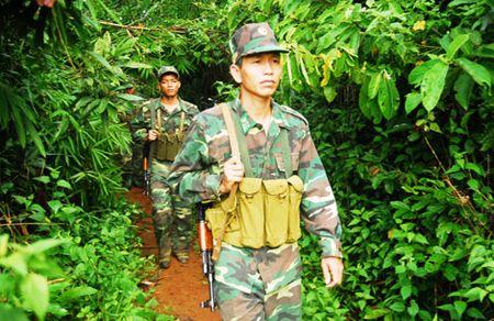 Uy ban Quoc phong An ninh Quoc hoi lam viec tai tinh Binh Phuoc - Anh 1
