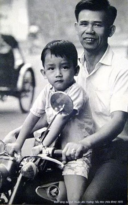 Gia dinh lan dau tiet lo ve suc khoe cua Minh Thuan - Anh 4