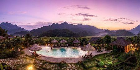 5 resort hang sang gan Ha Noi 'lam ban' voi nhung canh dong - Anh 1